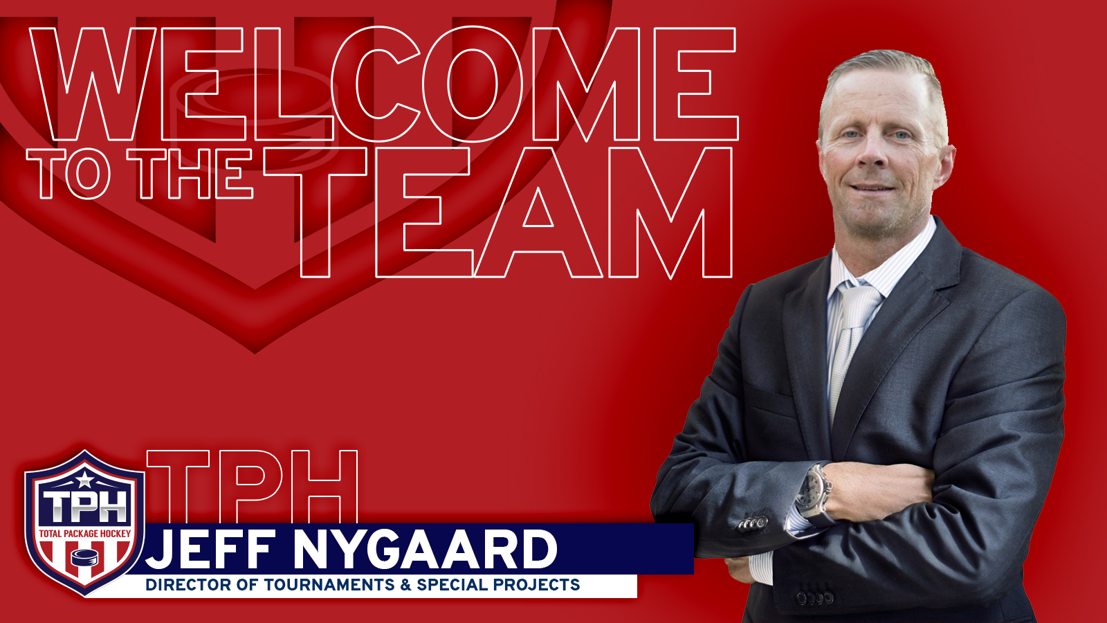 Welcome to the Team - Nygaard
