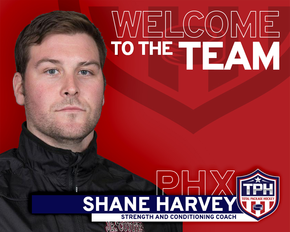 Welcome to the Team - Harvey