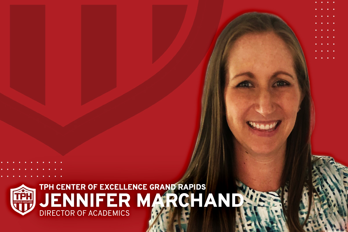 Jennifer Marchand Welcome