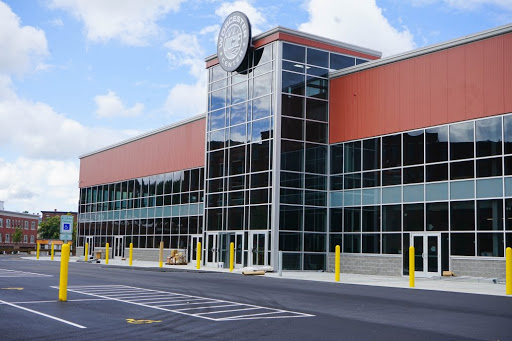 Fidelity Bank Worcester Ice Center